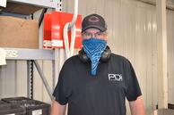 MR PDi COVID Safe Practices Mask Colin