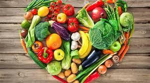 healthy food heart