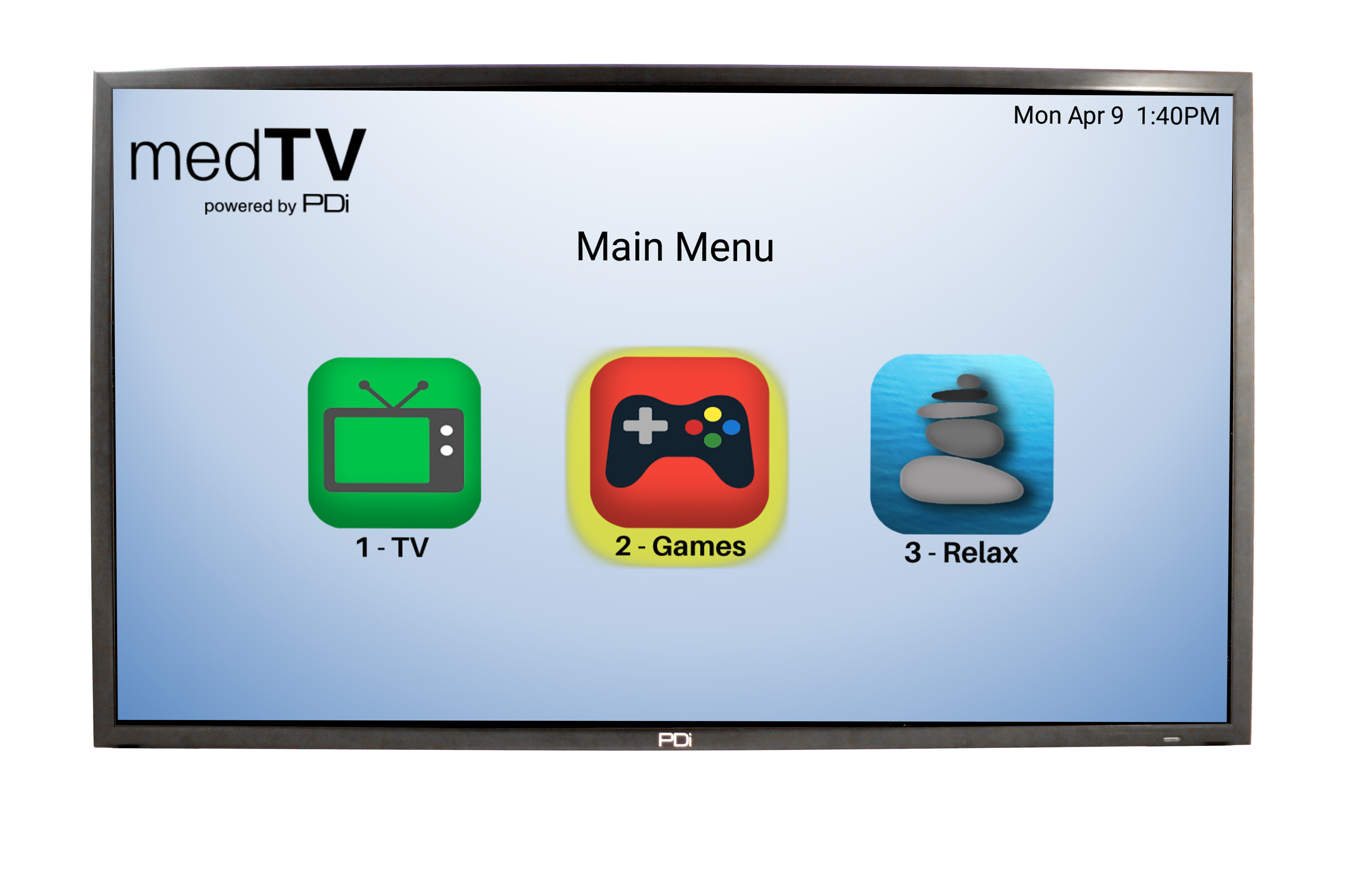 4222 A-Series TV