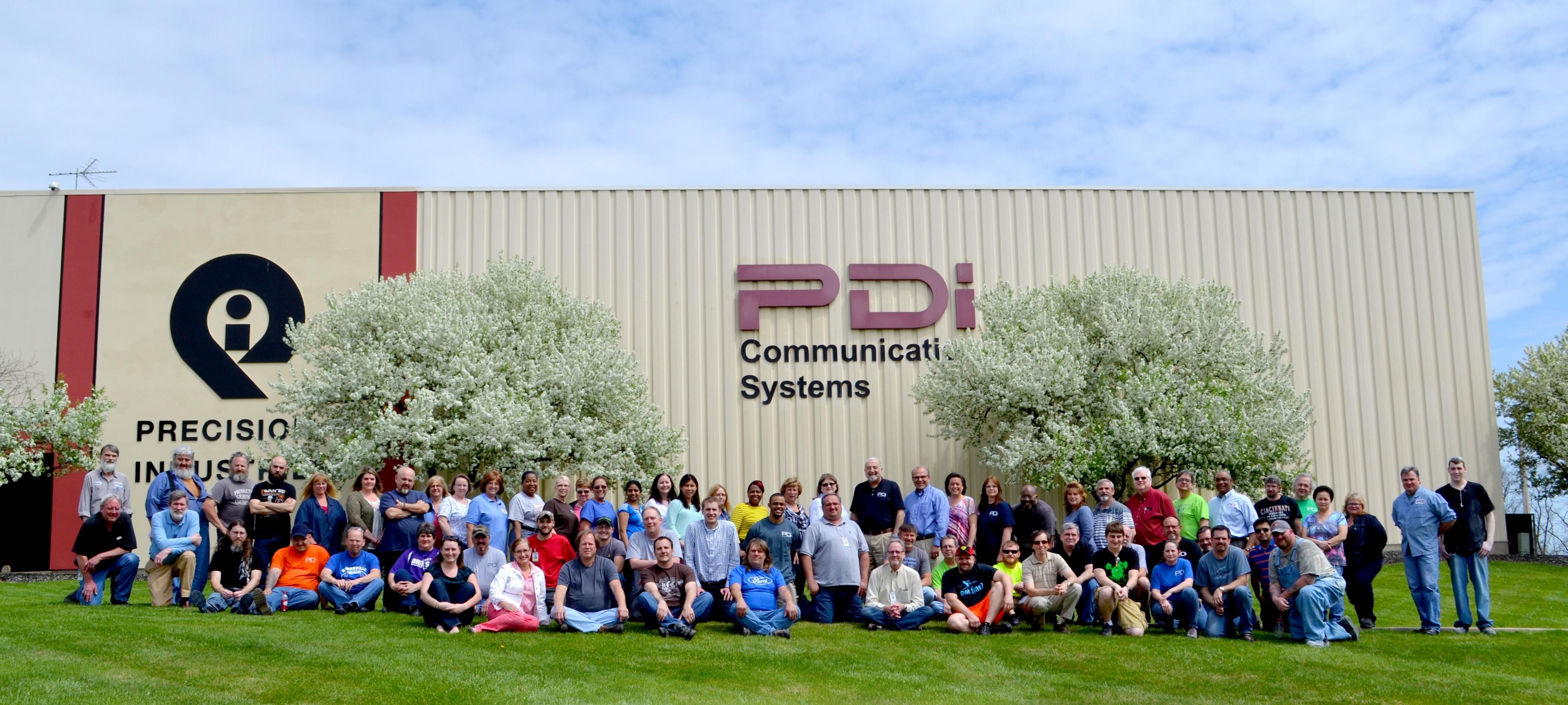 PDi Team Photo
