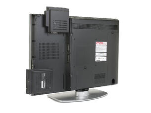 PDi P-Series TV rear view with modules