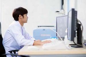 I design healthcare facilities.