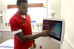Interactive Patient System Services