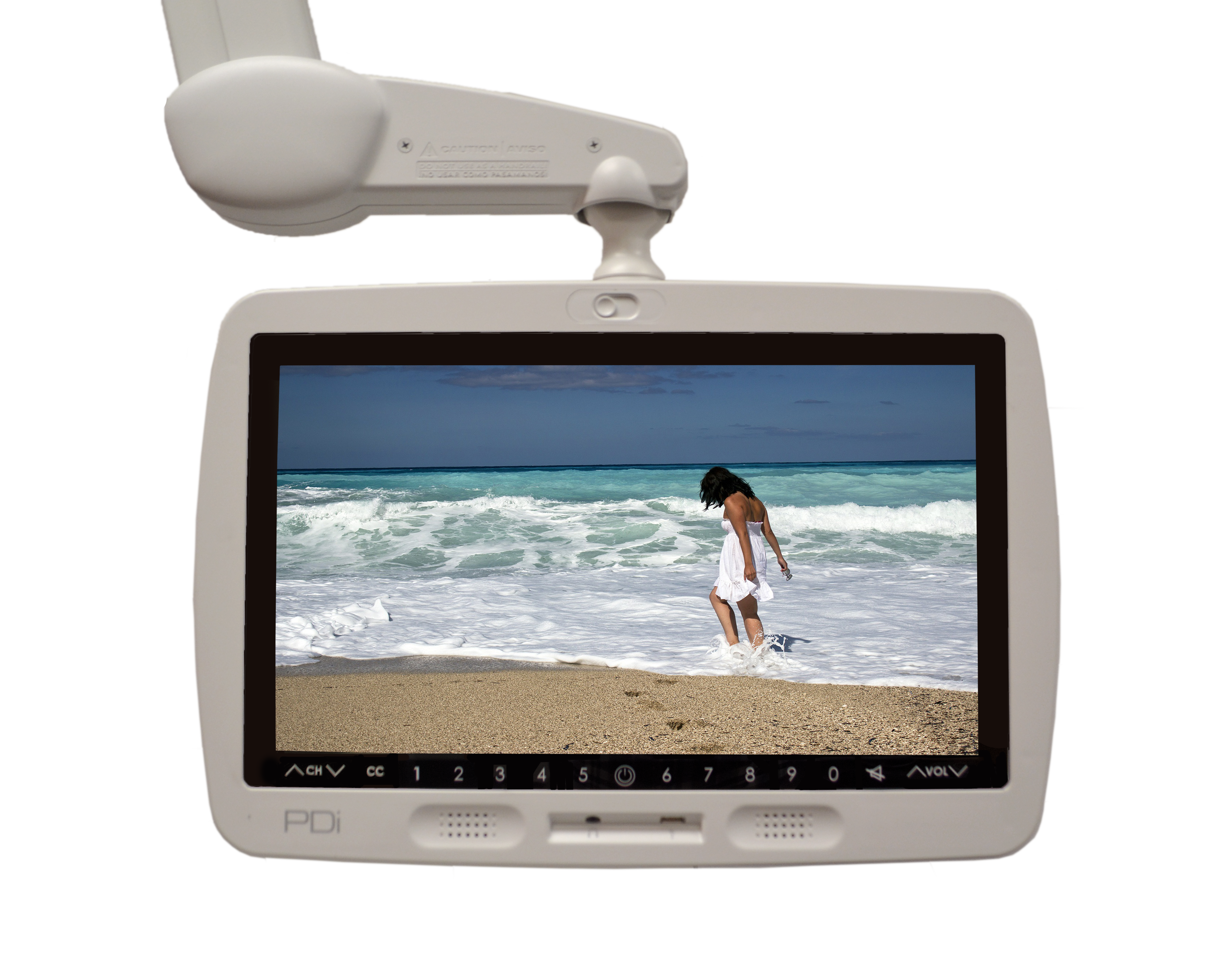 PDi Healthcare-grade TV and Tablet Solutions