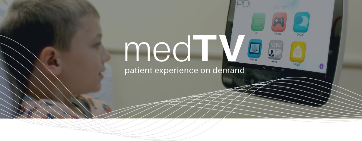 medTV — Patient experience on demand.