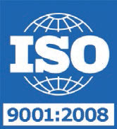 ISO 9001:2008 Certificate Issued September 29, 2011