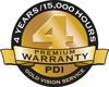 Gold Vision Service Warranty
